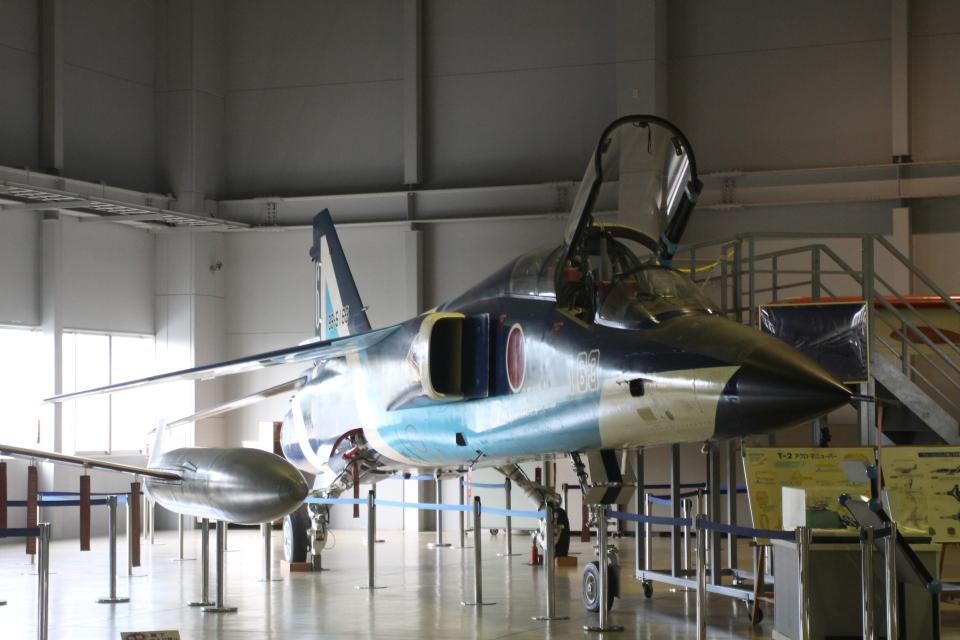 ジャンクさんの航空自衛隊 Mitsubishi T-2 (99-5163) 航空フォト