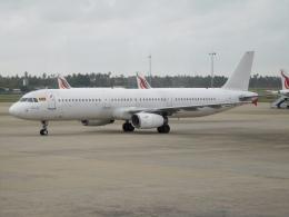 NIKEさんが、バンダラナイケ国際空港で撮影したスリランカ航空 A321-231の航空フォト(飛行機 写真・画像)