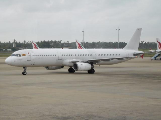 バンダラナイケ国際空港 - Bandaranaike International Airport [CMB/VCBI]で撮影されたバンダラナイケ国際空港 - Bandaranaike International Airport [CMB/VCBI]の航空機写真(フォト・画像)
