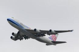 Kaaazさんが、成田国際空港で撮影したチャイナエアライン 747-409F/SCDの航空フォト(飛行機 写真・画像)