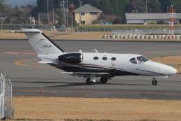 MOR1(新アカウント)さんが、鹿児島空港で撮影した岡山航空 510 Citation Mustangの航空フォト(飛行機 写真・画像)