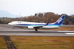 express999さんが、高松空港で撮影した全日空 737-881の航空フォト(飛行機 写真・画像)