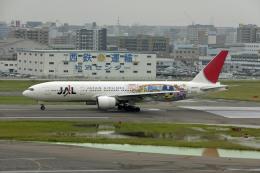 日本航空 Boeing 777-200 (JA8978)  航空フォト | by Gambardierさん  撮影2006年08月30日%s