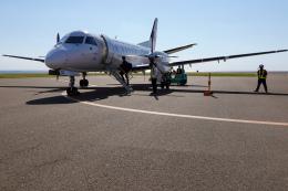 delawakaさんが、奥尻空港で撮影した北海道エアシステム 340B/Plusの航空フォト(飛行機 写真・画像)