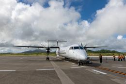 delawakaさんが、石垣空港で撮影した琉球エアーコミューター DHC-8-402Q Dash 8 Combiの航空フォト(飛行機 写真・画像)
