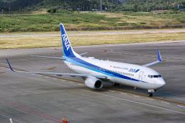 delawakaさんが、石垣空港で撮影した全日空 737-881の航空フォト(飛行機 写真・画像)