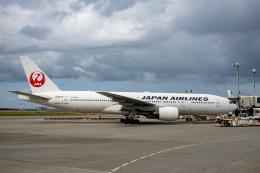 delawakaさんが、那覇空港で撮影した日本航空 777-289の航空フォト(飛行機 写真・画像)