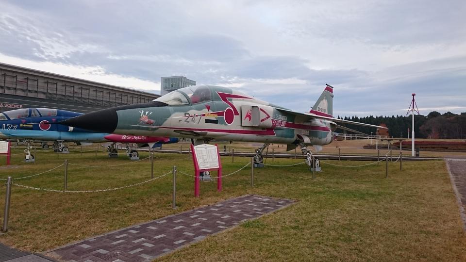 Koenig117さんの航空自衛隊 Mitsubishi F-1 (00-8247) 航空フォト