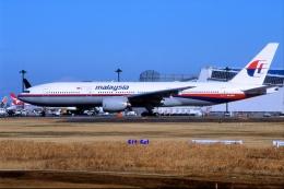 キットカットさんが、成田国際空港で撮影したマレーシア航空 777-2H6/ERの航空フォト(飛行機 写真・画像)