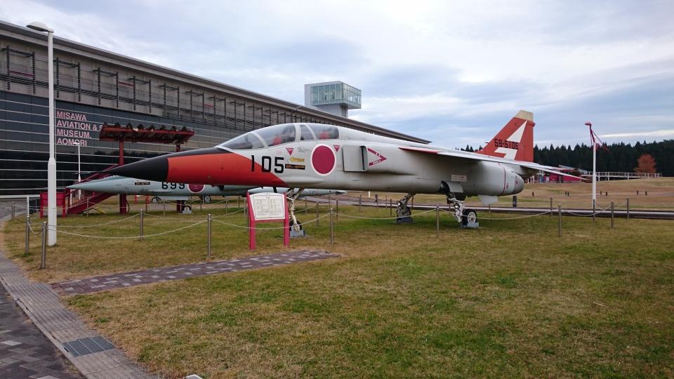 Koenig117さんの航空自衛隊 Mitsubishi T-2 (59-5105) 航空フォト