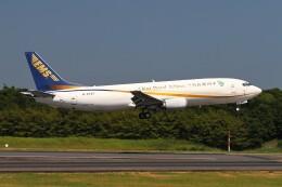 BTYUTAさんが、成田国際空港で撮影した中国郵政航空 737-4Q8(SF)の航空フォト(飛行機 写真・画像)