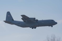 Takeshi90ssさんが、横田基地で撮影したアメリカ空軍 C-130J-30 Herculesの航空フォト(飛行機 写真・画像)