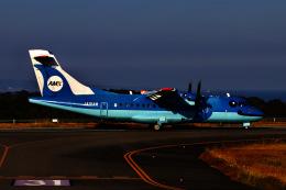 M.airphotoさんが、天草飛行場で撮影した天草エアライン ATR-42-600の航空フォト(飛行機 写真・画像)