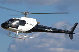CYGNUS_20-1101さんが、米子空港で撮影した日本法人所有 AS350B Ecureuilの航空フォト(飛行機 写真・画像)