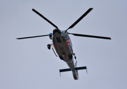 RyuRyu1212さんが、立川飛行場で撮影した警視庁 EC155B1の航空フォト(飛行機 写真・画像)