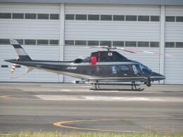 F.YUKIHIDEさんが、東京ヘリポートで撮影した警視庁 A109S Trekkerの航空フォト(飛行機 写真・画像)