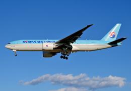 航空フォト:HL8044 大韓航空 777-200