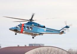 4engineさんが、宇都宮飛行場で撮影した長野県警察 AW139の航空フォト(飛行機 写真・画像)