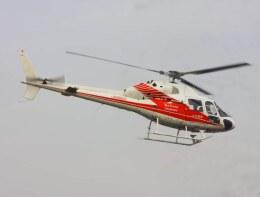 VICTER8929さんが、みなとみらいヘリポートで撮影した小川航空 AS355F2 Ecureuil 2の航空フォト(飛行機 写真・画像)