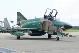 スカルショットさんが、茨城空港で撮影した航空自衛隊 RF-4E Phantom IIの航空フォト(飛行機 写真・画像)