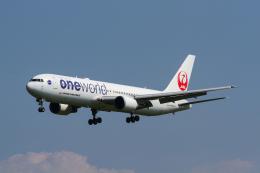 North1973さんが、女満別空港で撮影した日本航空 767-346の航空フォト(飛行機 写真・画像)