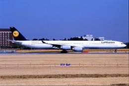 キットカットさんが、成田国際空港で撮影したルフトハンザドイツ航空 A340-642Xの航空フォト(飛行機 写真・画像)