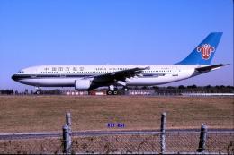 キットカットさんが、成田国際空港で撮影した中国南方航空 A300B4-622Rの航空フォト(飛行機 写真・画像)