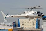 Chofu Spotter Ariaさんが、東京ヘリポートで撮影した日本法人所有 AS350B3 Ecureuilの航空フォト(飛行機 写真・画像)