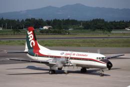 航空フォト:JA8781 日本エアコミューター YS-11