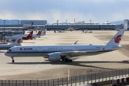 航空フォト:B-1082 中国国際航空 A350-900