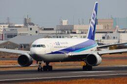 khideさんが、伊丹空港で撮影した全日空 767-381/ERの航空フォト(飛行機 写真・画像)