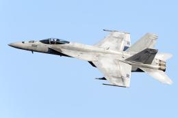 Flankerさんが、厚木飛行場で撮影したアメリカ海軍 F/A-18E Super Hornetの航空フォト(飛行機 写真・画像)