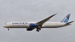 航空フォト:N13013 ユナイテッド航空 787-10