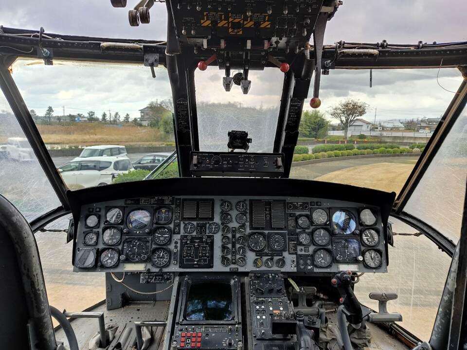 ジャンクさんの海上自衛隊 Mitsubishi S-61 (8101) 航空フォト