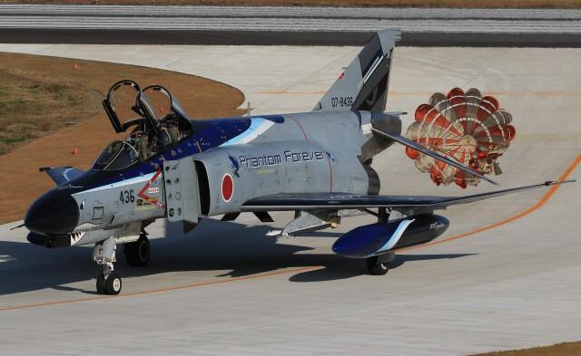 航空フォト:07-8436 航空自衛隊 F-4EJ Kai Phantom II