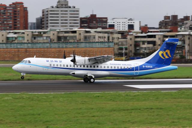 航空フォト:B-16859 マンダリン航空