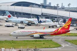 天心さんが、関西国際空港で撮影した海南航空 737-84Pの航空フォト(飛行機 写真・画像)