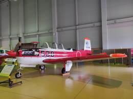 ジャンクさんが、小松空港で撮影した航空自衛隊 T-3の航空フォト(飛行機 写真・画像)