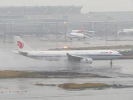 F.YUKIHIDEさんが、羽田空港で撮影した中国国際航空 A330-343Eの航空フォト(飛行機 写真・画像)