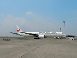 くーぺいさんが、羽田空港で撮影した日本航空 767-346/ERの航空フォト(飛行機 写真・画像)