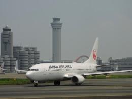 くーぺいさんが、羽田空港で撮影した日本航空 737-846の航空フォト(飛行機 写真・画像)