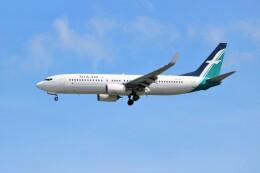 OMAさんが、シンガポール・チャンギ国際空港で撮影したシルクエア 737-8SAの航空フォト(飛行機 写真・画像)