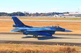 ふるちゃんさんが、茨城空港で撮影した航空自衛隊 F-2Aの航空フォト(飛行機 写真・画像)