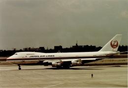 やまモンさんが、伊丹空港で撮影した日本航空 747SR-46の航空フォト(飛行機 写真・画像)