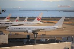 ゆう.さんが、羽田空港で撮影した日本航空 767-346の航空フォト(飛行機 写真・画像)