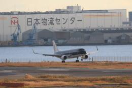 ゆう.さんが、羽田空港で撮影したスターフライヤー A320-214の航空フォト(飛行機 写真・画像)