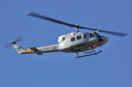 しゃこ隊さんが、横田基地で撮影したアメリカ空軍 UH-1N Twin Hueyの航空フォト(飛行機 写真・画像)
