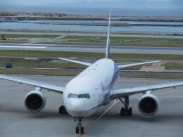 TradelView FUKUROさんが、那覇空港で撮影した全日空 777-381の航空フォト(飛行機 写真・画像)