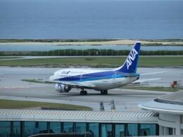 TradelView FUKUROさんが、那覇空港で撮影したANAウイングス 737-54Kの航空フォト(飛行機 写真・画像)