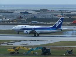 TradelView FUKUROさんが、那覇空港で撮影したANAウイングス 737-5L9の航空フォト(飛行機 写真・画像)